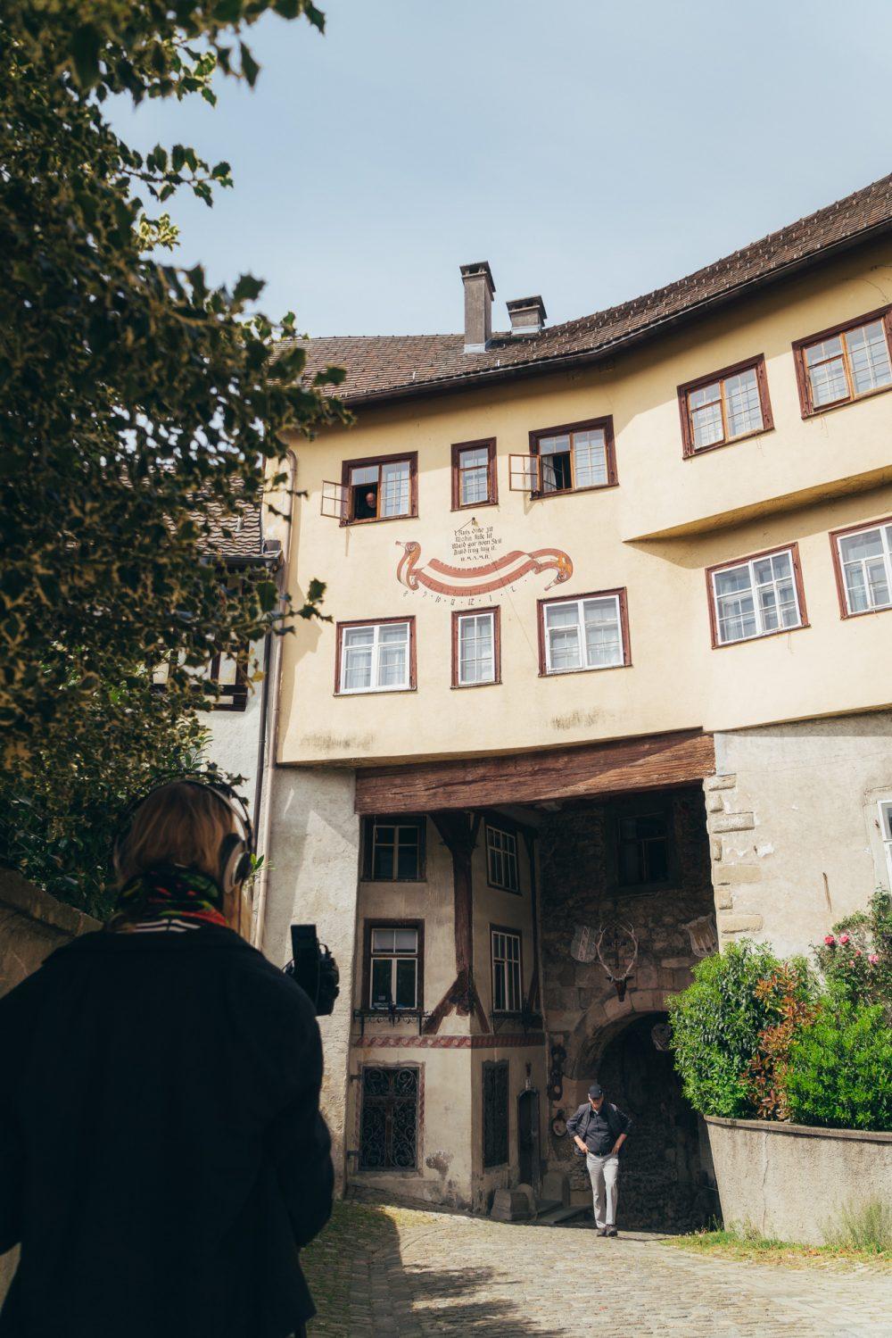 Oberstadt Bregenz Vorarlberg